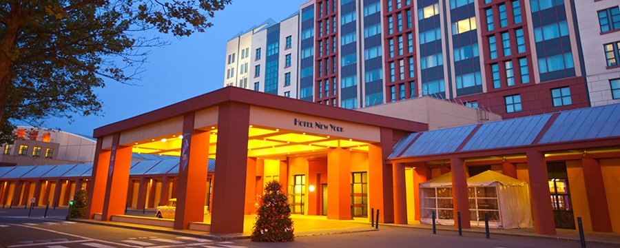 disneyland hotel paris: